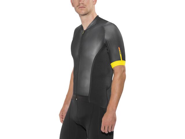 Mavic Cosmic Ultimate Bike Jersey Shortsleeve Men black at Bikester ... e6285c780